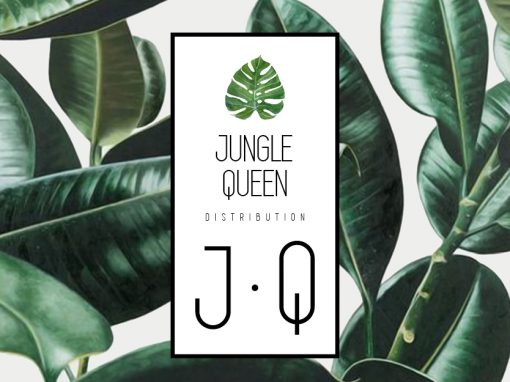 LOGO JUNGLE QUEEN Distribution