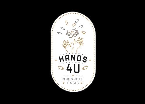 Identité visuelle pour HANDS 4U